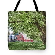 Appleton Barn Tote Bag