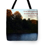 Appointed Tote Bag
