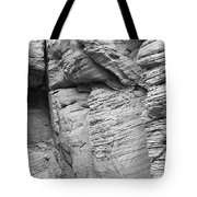 Approach To Tent Rocks Tote Bag