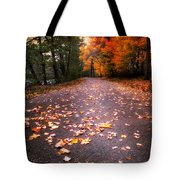 Approaching Autumn Tote Bag