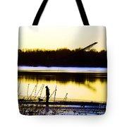Approaching Dawn Tote Bag