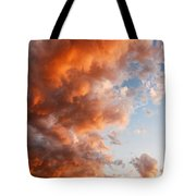 Approaching Glory Tote Bag