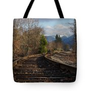 Approaching Grants Pass 2 Tote Bag