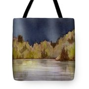 Approaching Rain Tote Bag