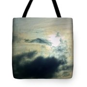 Approaching The Moon Tote Bag