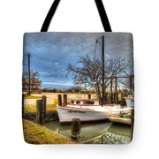 April Dawn Poquoson Virginia Tote Bag