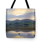 April In Donegal - Lough Eske Tote Bag