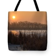 April Morning Tote Bag