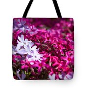 April Showers Mean May Flowers Tote Bag