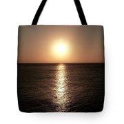 April Sunset Tote Bag
