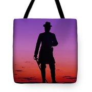 April Sunset In Gettysburg Tote Bag