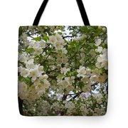 April's Bouquet Tote Bag