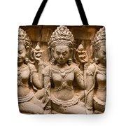 Apsara - Angkor Wat Tote Bag