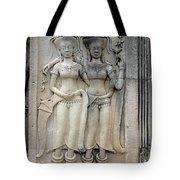 Apsaras Tote Bag