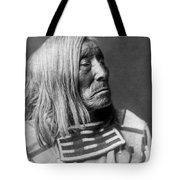 Apsaroke Native Indian Circa 1908 Tote Bag