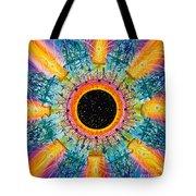 Apus Iris Constellation Tote Bag