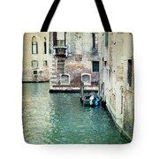 Aqua - Venice Tote Bag