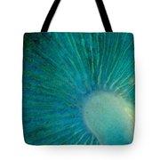 Aqua Gills Tote Bag