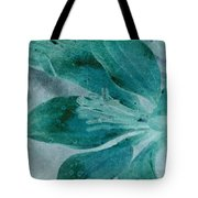 Aqualily Tote Bag