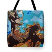 Aquaman - Reflections Tote Bag