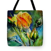 Aquarelle Tote Bag by Elise Palmigiani