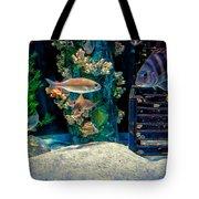 Aquarium Art Tote Bag