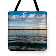 Aquatic Hypnotic Tote Bag