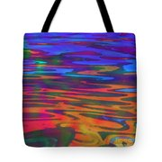 Aqueous Tote Bag