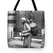 Arab Waterboy, C1900 Tote Bag