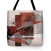 Arabescos 2 Tote Bag