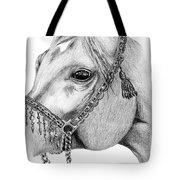 Arabian Halter Tote Bag