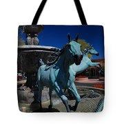Arabian Horse Sculpture Tote Bag