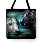 Arabian Moon Tote Bag
