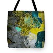 Arabic Motif 4b Tote Bag