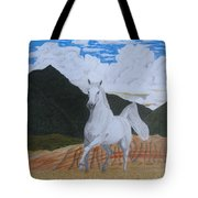 Araboam Stallion 3 Tote Bag
