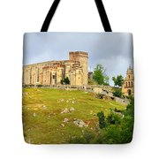 Aracena Castle Sxiii Tote Bag
