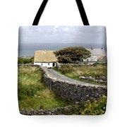 Aran Cottage Tote Bag