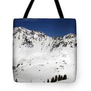 Arapahoe Basin Ski Resort - Colorado          Tote Bag