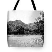 Aravaipa Creek Tote Bag