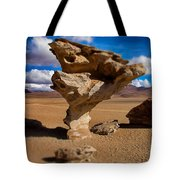 Arbol De Piedra Select Focus Tote Bag
