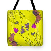 Arbor Autumn Harmony 12 Tote Bag