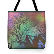 Arbor In The City 6 Tote Bag