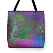 Arbor In The City Tote Bag