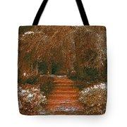 Arbor Steps Tote Bag