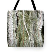 Arboretum Hoar Frost 2 Tote Bag