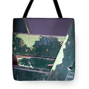 Arcadia Florida State Livestock Market Painted Door II Usa Tote Bag