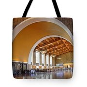 Arch At La Union Station Tote Bag