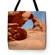 Arch At Valley Of Fire State Park Tote Bag