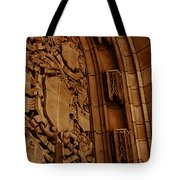 Arch Details Tote Bag
