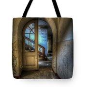 Arch Door Tote Bag